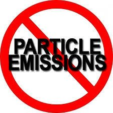 Particulate emissions are very dangerous for the environment.