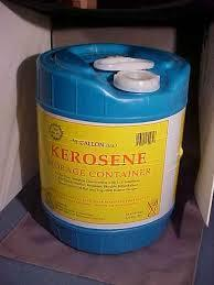 Kerosene helps prevent diesel fuel gelling by lowering the viscosity of the fuel.