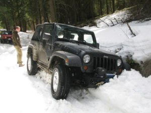 4 Wheel and Off Road Mishaps occurr all too often during extreme snow conditions