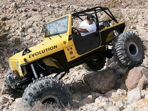 Horsepower or torque for off-road vehicles? Torque definitely wins this round!