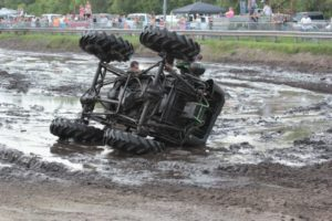 Roll Over in Mud