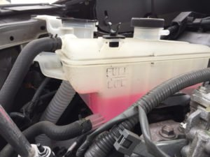 Maintain proper coolant levels