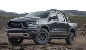 Diesel Powered Truck - Ram 1500