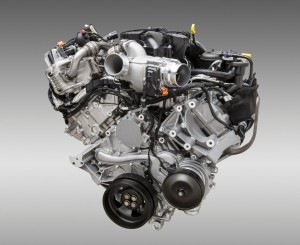 Diesel engine and turbo for hot summers and cool diesels
