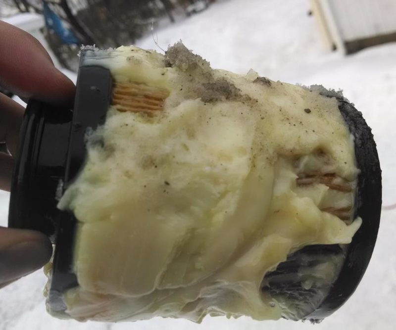 Thaw Gelled Diesel Fuel in an Emergency