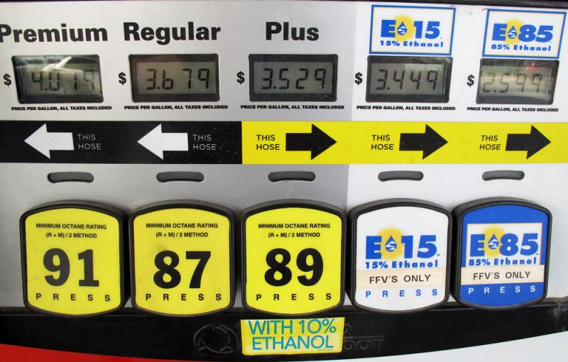 What Is Flex Fuel >> E85 Don T Do It Unless You Know