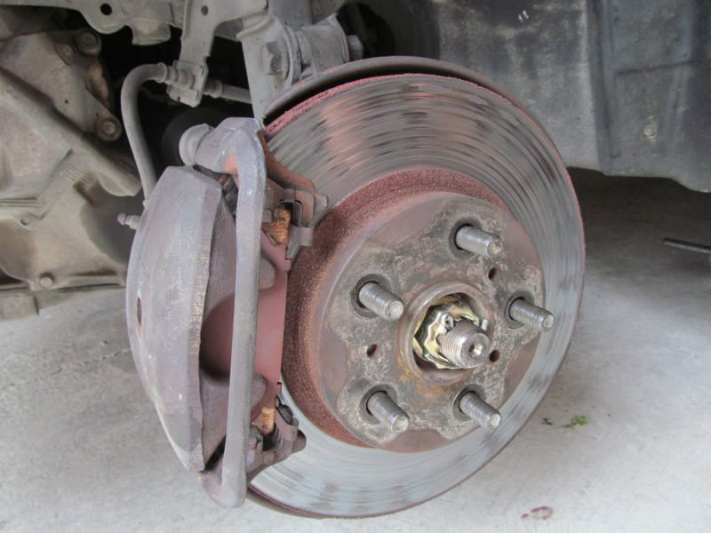 How to Fix a Seized Brake Caliper