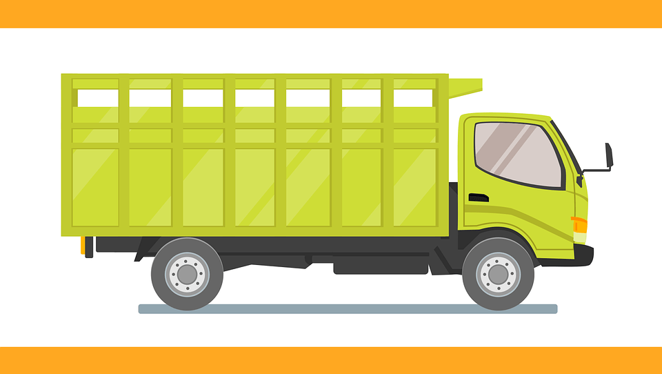 Truck - 5 Points you need to know about moving your car